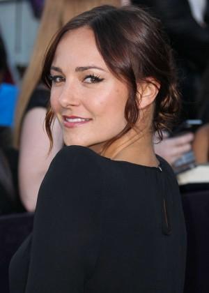 Briana Evigan: Divergent Premiere -07