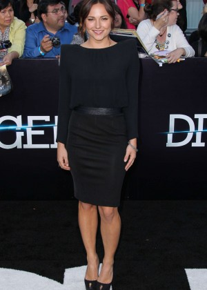 Briana Evigan: Divergent Premiere -10