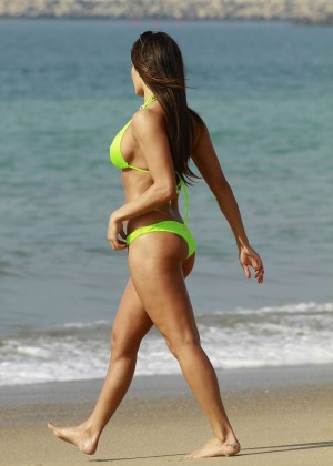Bella Twins Bikini Photos: 2014 LA Beach -18