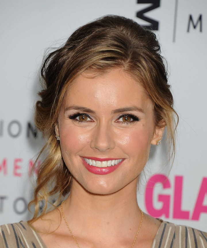 Brianna Brown: 2014 Women Making History Event -05