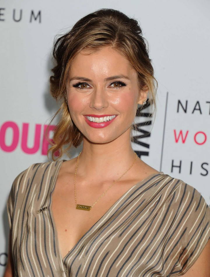 Brianna Brown: 2014 Women Making History Event -06