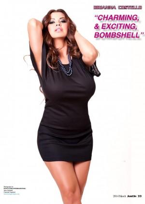 Brianna Costello: Just In Magazine -01