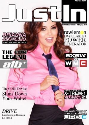 Brianna Costello: Just In Magazine -06