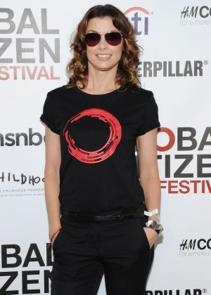 Bridget Moynahan - 2014 Global Citizen Festival VIP Lounge in NYC