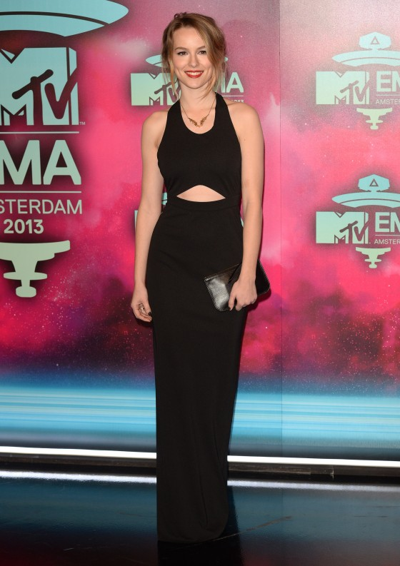 Bridgit Mendler: 2013 MTV EMA -03