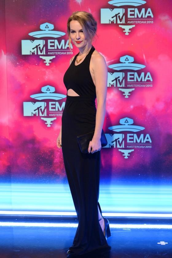 Bridgit Mendler: 2013 MTV EMA -07