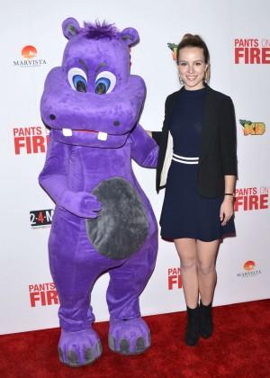Bridgit Mendler: Pants on Fire Premiere -05