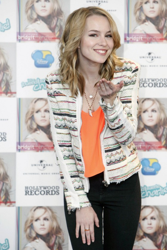 Bridgit Mendler – Hello My Name Is Album promotion -03