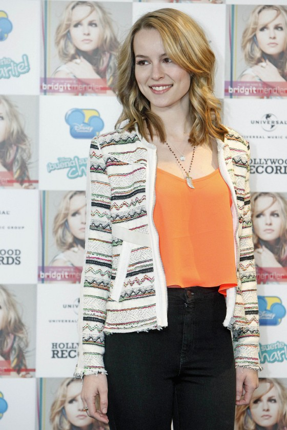 Bridgit Mendler – Hello My Name Is Album promotion -11