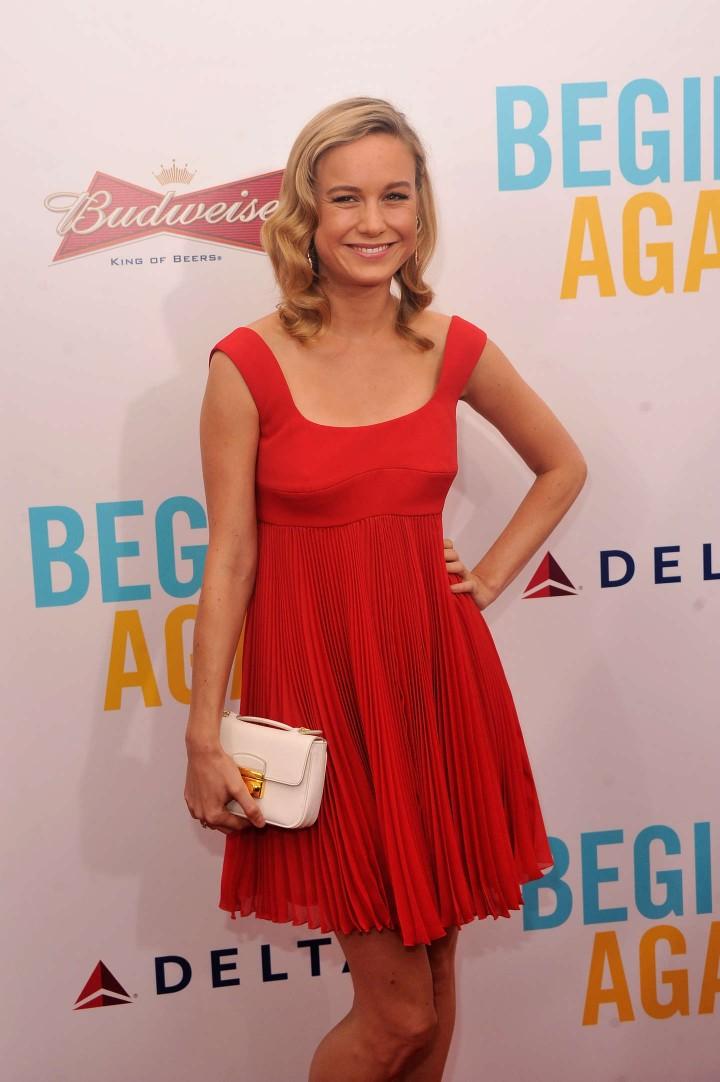 "Brie Larson – ""Begin Again"" Premiere in NYC"