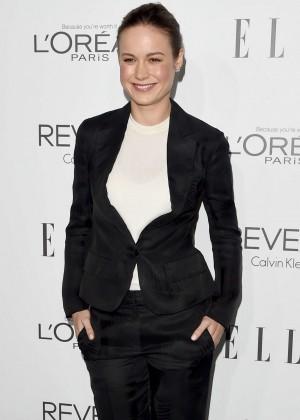 Brie Larson - 21st annual ELLE's Women in Hollywood Awards in LA