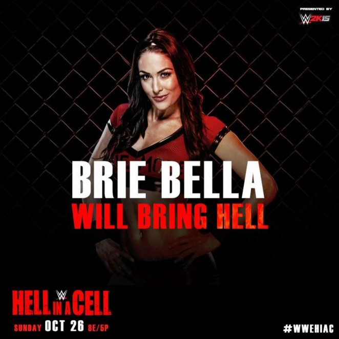 Brie & Nikki Bella – WWE Hell In A Cell 2014 PPV Promo