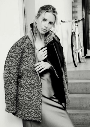 Brit Marling - Marie Claire Magazine (September 2014)