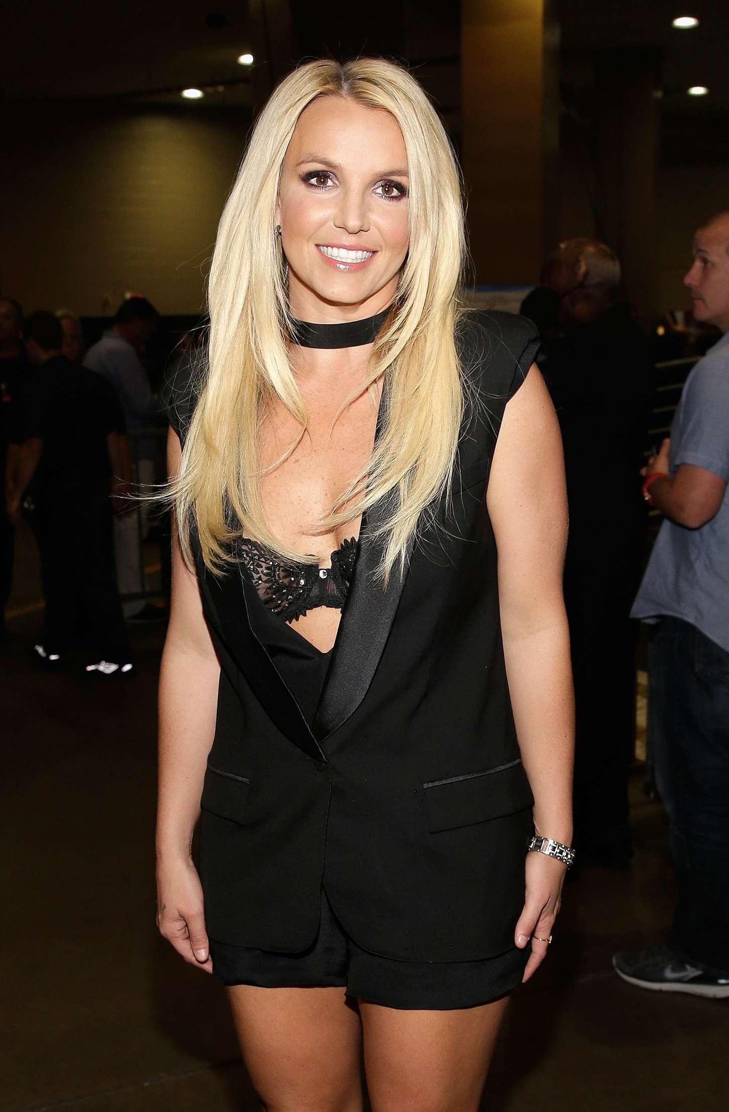 Britney-Spears-Photos:-iHeartRadio-2013-