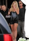 Britney Spears - In a Leather Shorts-09