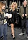 Britney Spears in Short Dress -02