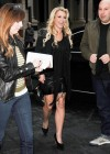 Britney Spears in Short Dress -04