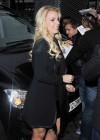 Britney Spears in Short Dress -05