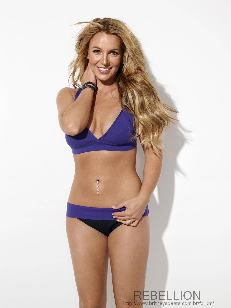 Britney Spears New Shape Magazine 05 Gotceleb