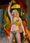 Britney Spears - Leggy and Cleavage at Performing in Puerto Rico-03