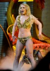 Britney Spears - Leggy and Cleavage at Performing in Puerto Rico-07