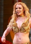 Britney Spears - Leggy and Cleavage at Performing in Puerto Rico-22