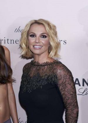 """Britney Spears - """"The Intimate Britney Spears"""" Sleepwear Launch in Copenhagen"""