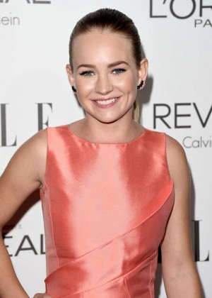 Britt Robertson - 21st annual ELLE's Women in Hollywood Awards in LA