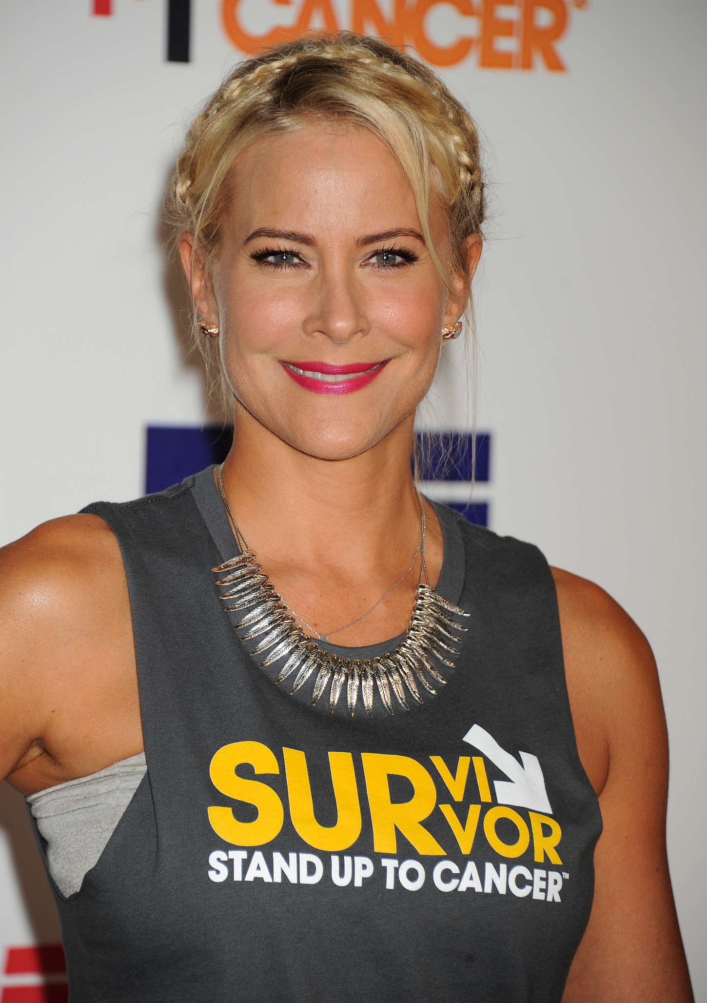 Brittany and Cynthia Daniel: 2014 Stand Up 2 Cancer Live ... Brittany Daniel