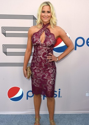 Brittany Daniel - Debra Lee 2014 BET Awards Pre-Dinner -03