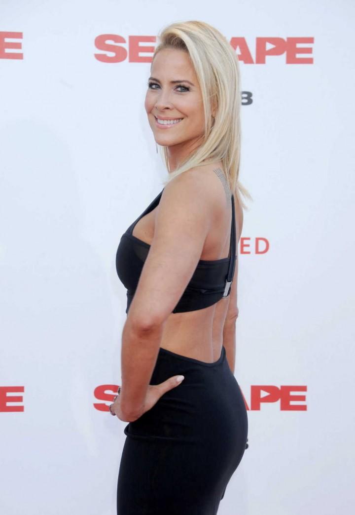"Brittany Daniel ""Sex Tape"" premiere in Westwood"
