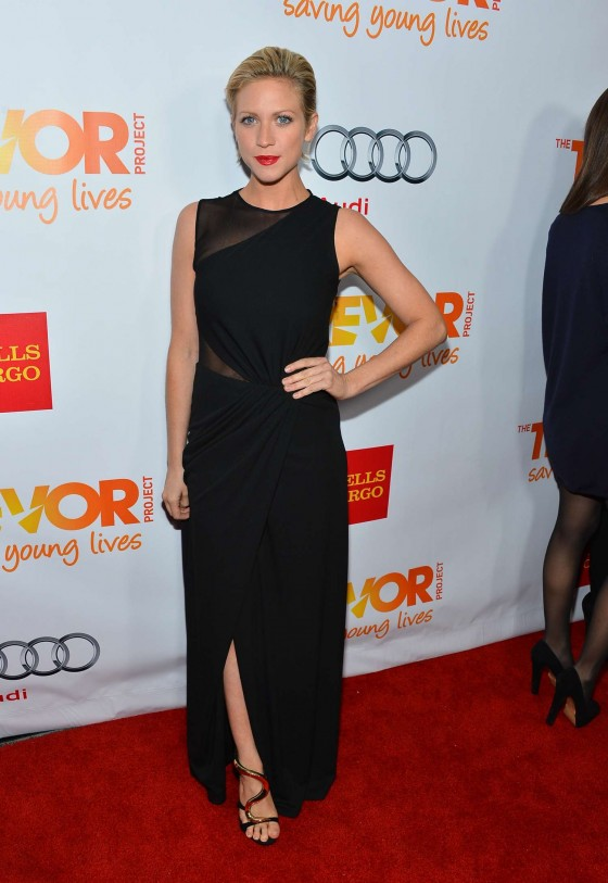 Brittany Snow 2012 The Trevor Project's Trevor Live Event in LA