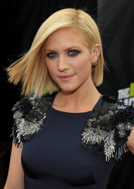 Brittany Snow - 2013 MTV Movie Awards -01