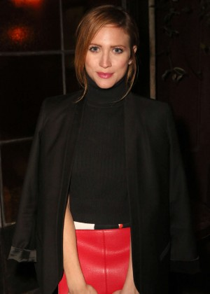 Brittany Snow - CAKE Party for Jennifer Aniston in Hollywood