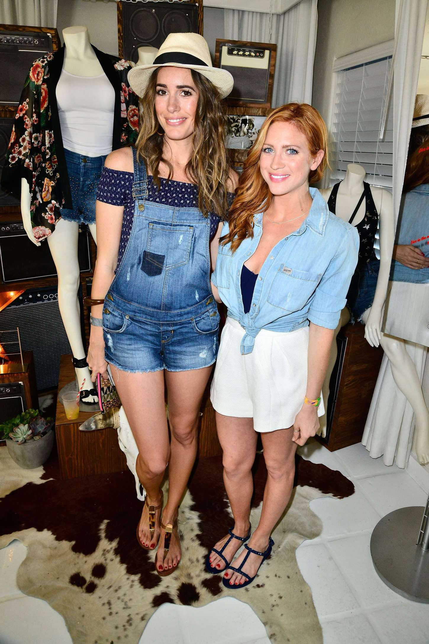 Brittany Snow 2014 : Brittany Snow: Coachella 2014 -02