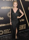 Brittany Snow - InStyle Miss Golden Globe Party in LA
