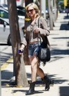 Brittany Snow - Out in LA-05