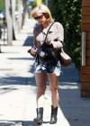 Brittany Snow - Out in LA-06