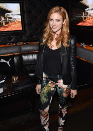 Brittany Snow - Puma 'Forever Faster' Campaign Celebration in Los Angeles