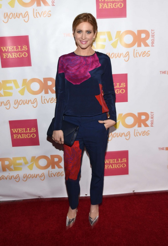 Brittany Snow - TrevorLIVE The Trevor Project Event in LA