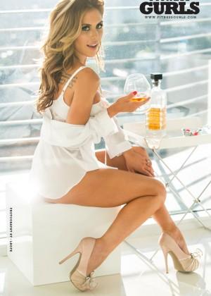 Brittney Palmer: Fitness Gurls Magazine -04