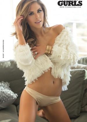 Brittney Palmer: Fitness Gurls Magazine -08