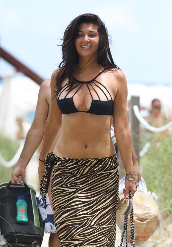 brittny gastineau bikini photos 2013  01   gotceleb
