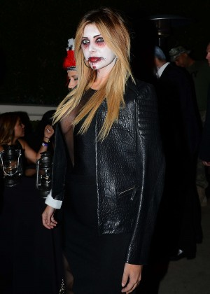 Brittny Gastineau - Casamigos Tequila's Halloween Party 2014 in Beverly Hills