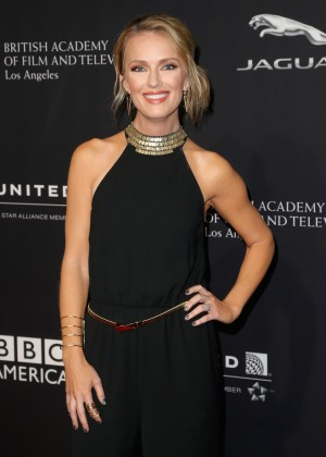 Brooke Anderson - BAFTA Los Angeles Jaguar Britannia Awards in Beverly Hills