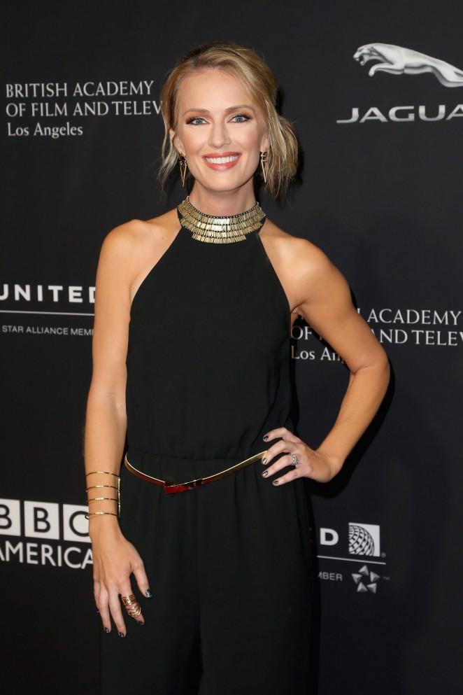 Brooke Anderson - BAFTA Los Angeles Jaguar Britannia Awards in Beverly Hills