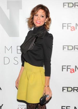 Brooke Burke - Footwear News Achievement Awards in New York
