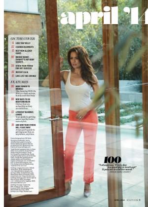 Brooke Burke: Health Magazine -02