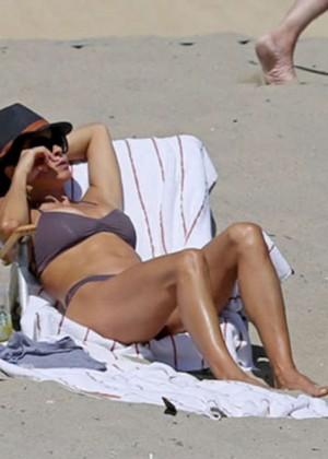 Brooke Burke Bikini Photos: 2014 Malibu -09