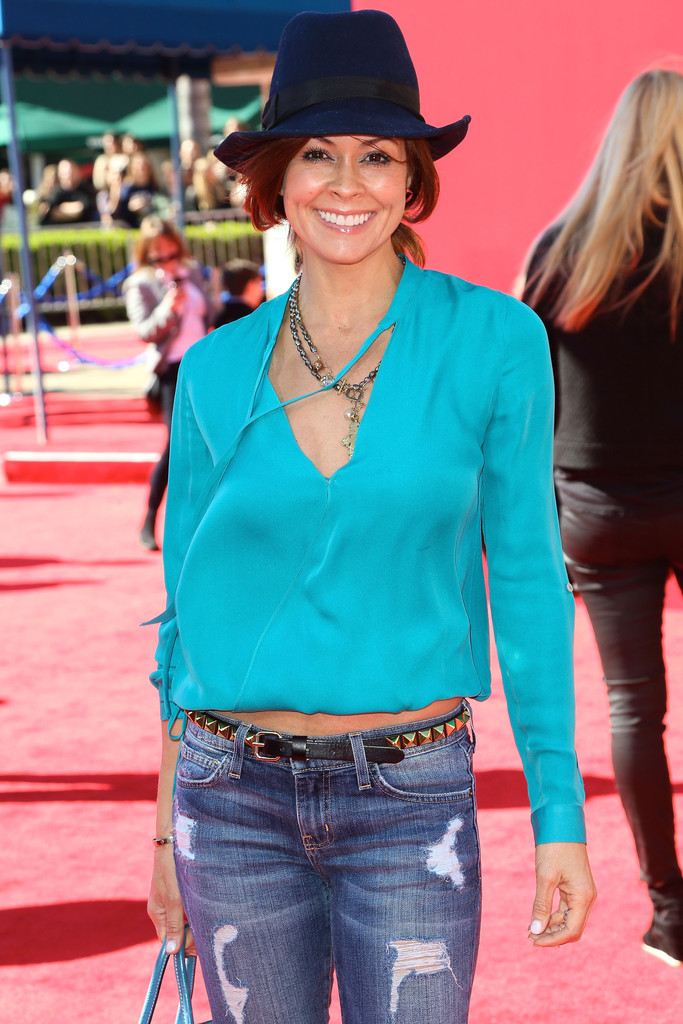 Brooke Burke: The LEGO Movie Premiere -04